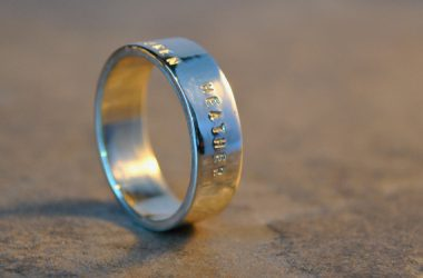 Killer New Dad (or Old Dad) Ring