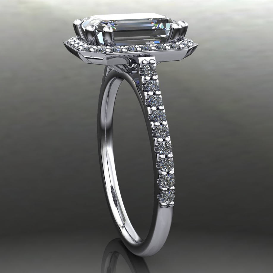 products kl engagement diamonds solitaire diamond jewellery emerald cut rings ring