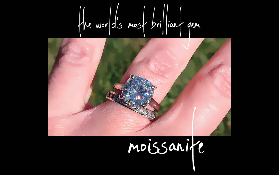 What is Moissanite?   J Hollywood Designs