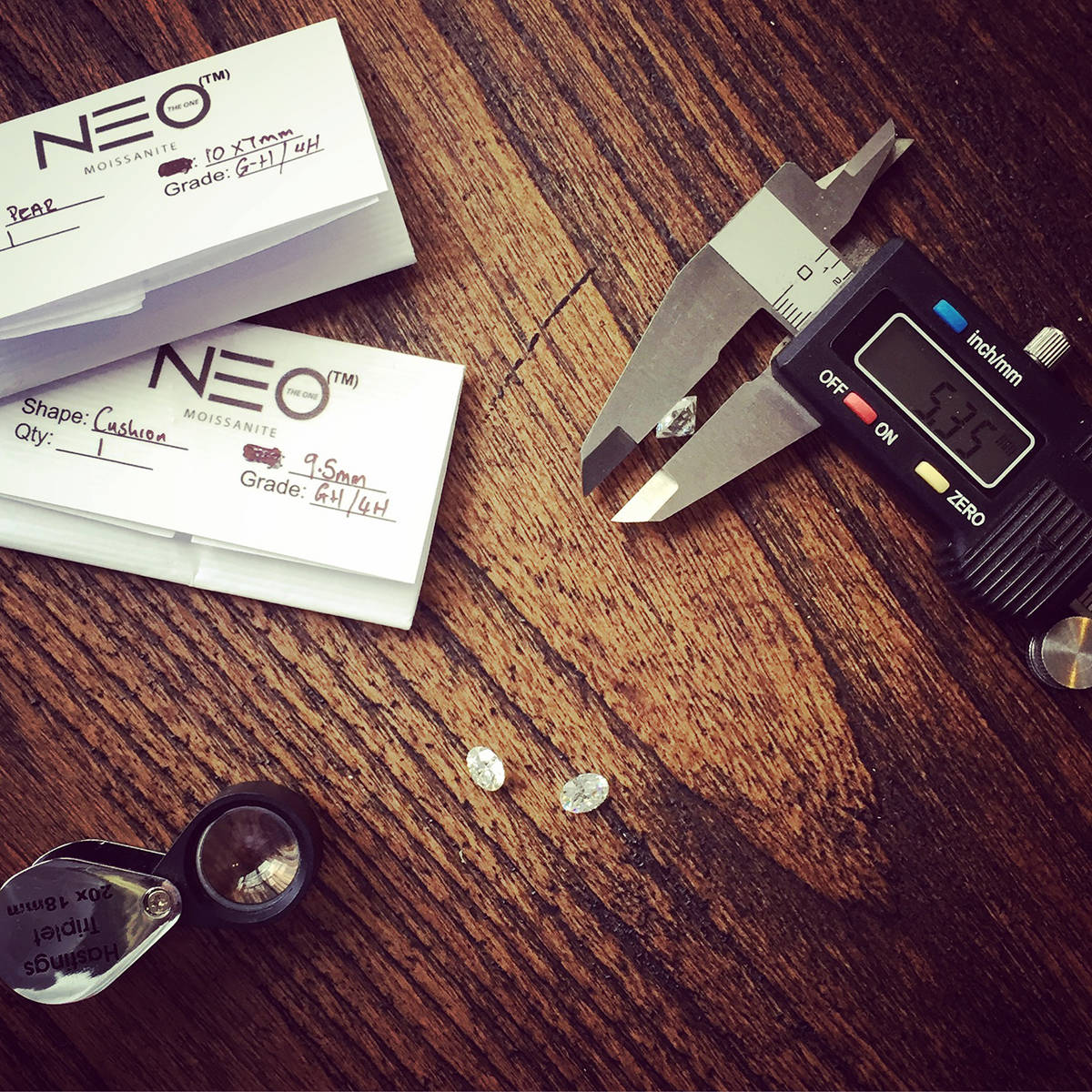 NEO Digital Calipers