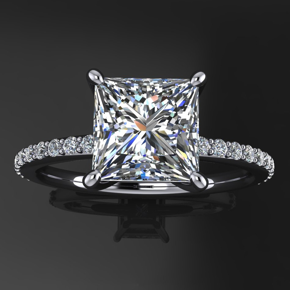 rated tips diamond ring blue rings affordable for princess engagement nile cut simple dollar top the finding cheap
