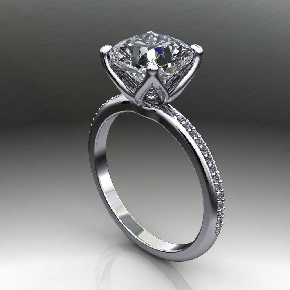 and modified sold gold g halo simon engagement ring gems gem cushion amora platinum rings completed