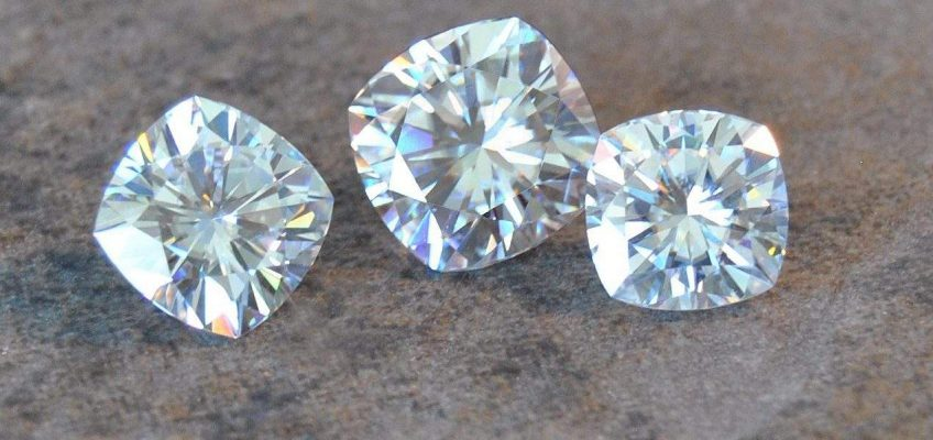 The Time Has Come – Colorless NEO Moissanite