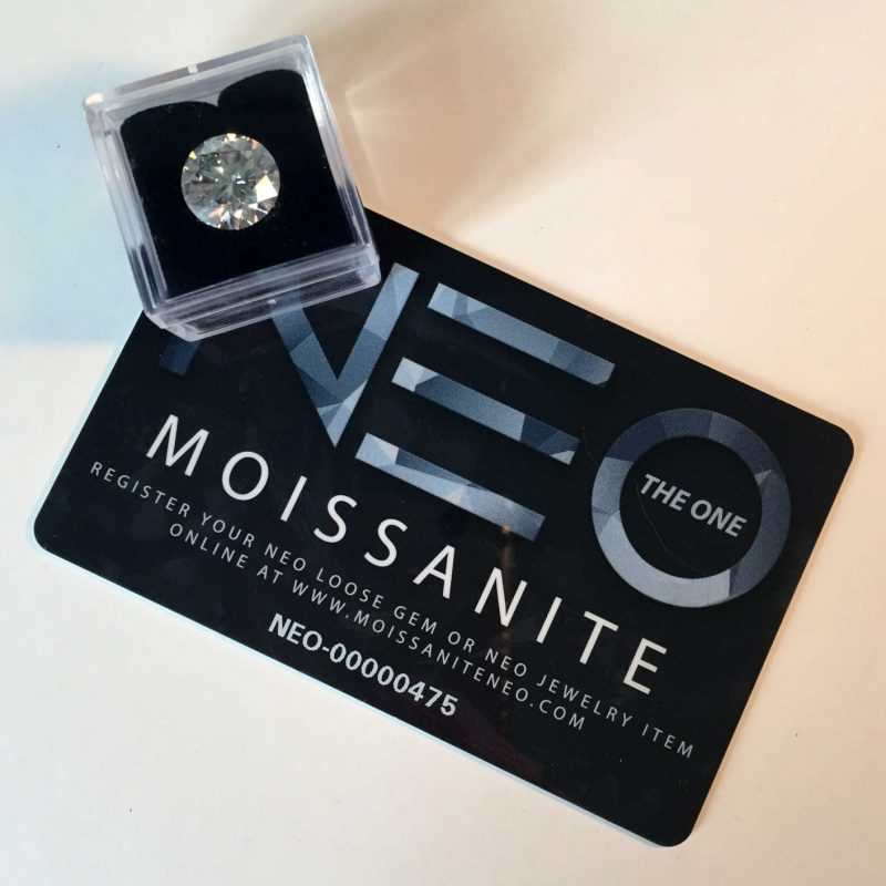 NEO Warranty Card