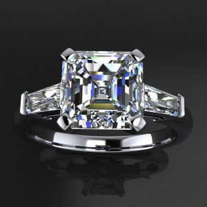 Asscher Laurel Top