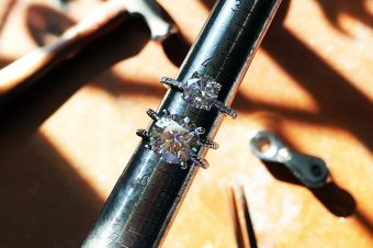 An Interview With The Mad Scientist of Moissanite