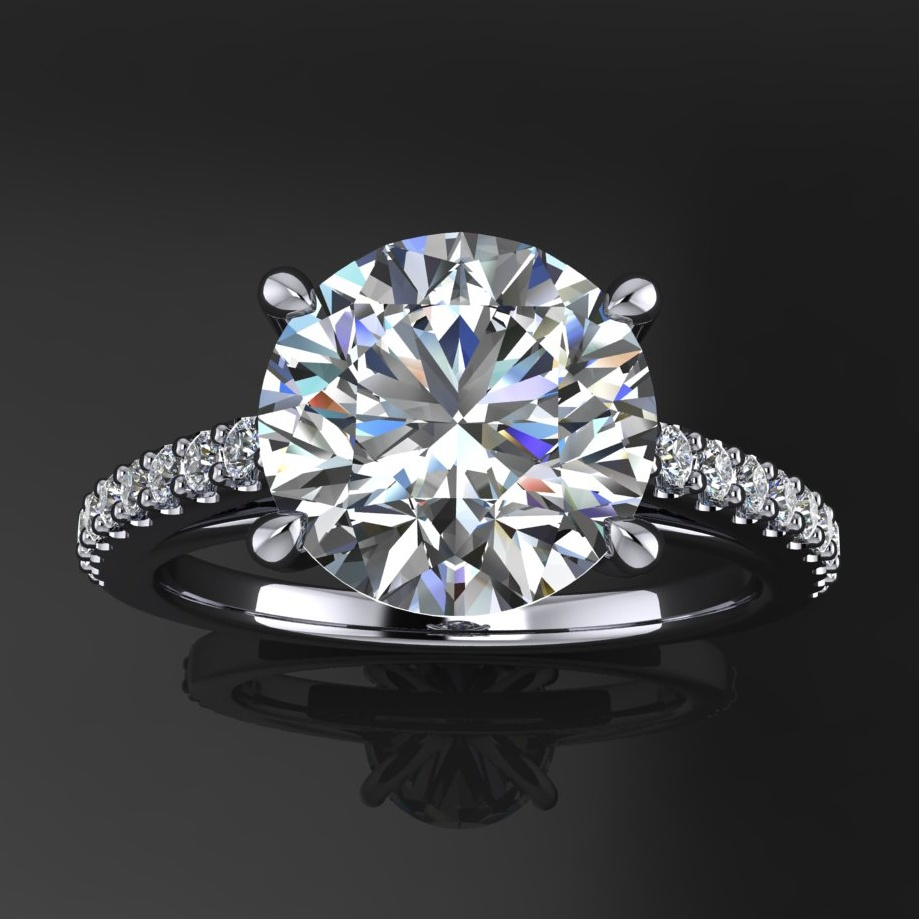 jared engagement rings carat diamond