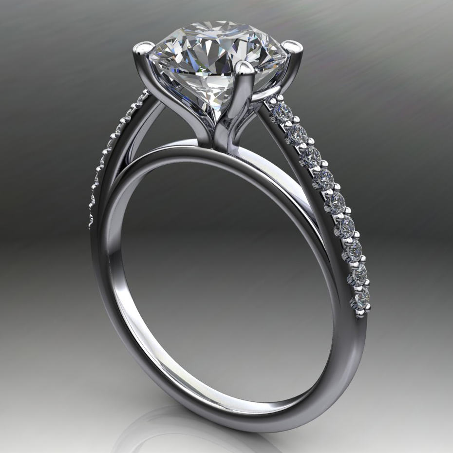 awesome engagement should much graphics wedding ring a cost carat size of rings diamond how full monster